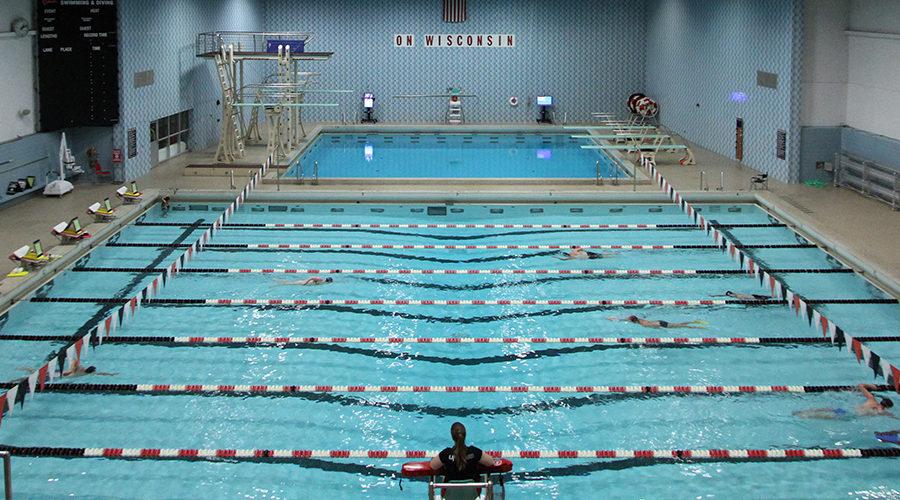 Natatorium Pool hero image