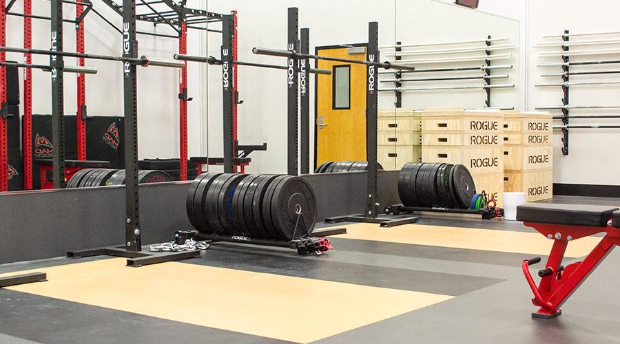 Performance Training Center hero image