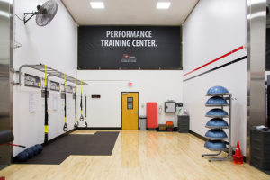 Bay One: Personal Training Area