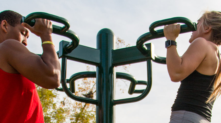 Fitness Trail hero image