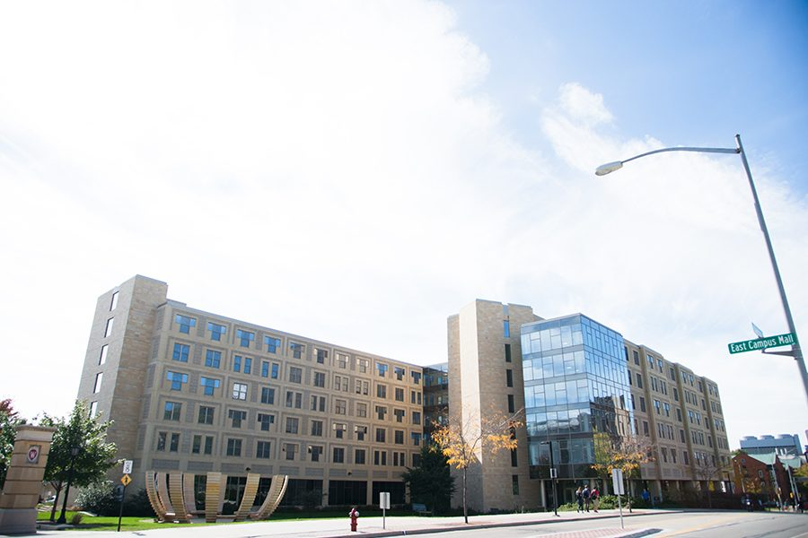 Photo of Ogg Residence Hall