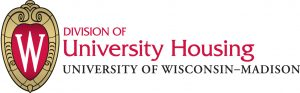 An image of the University Housing logo