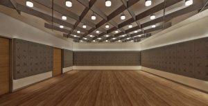Virtual rendering of the new Natatorium Mind-Body studio